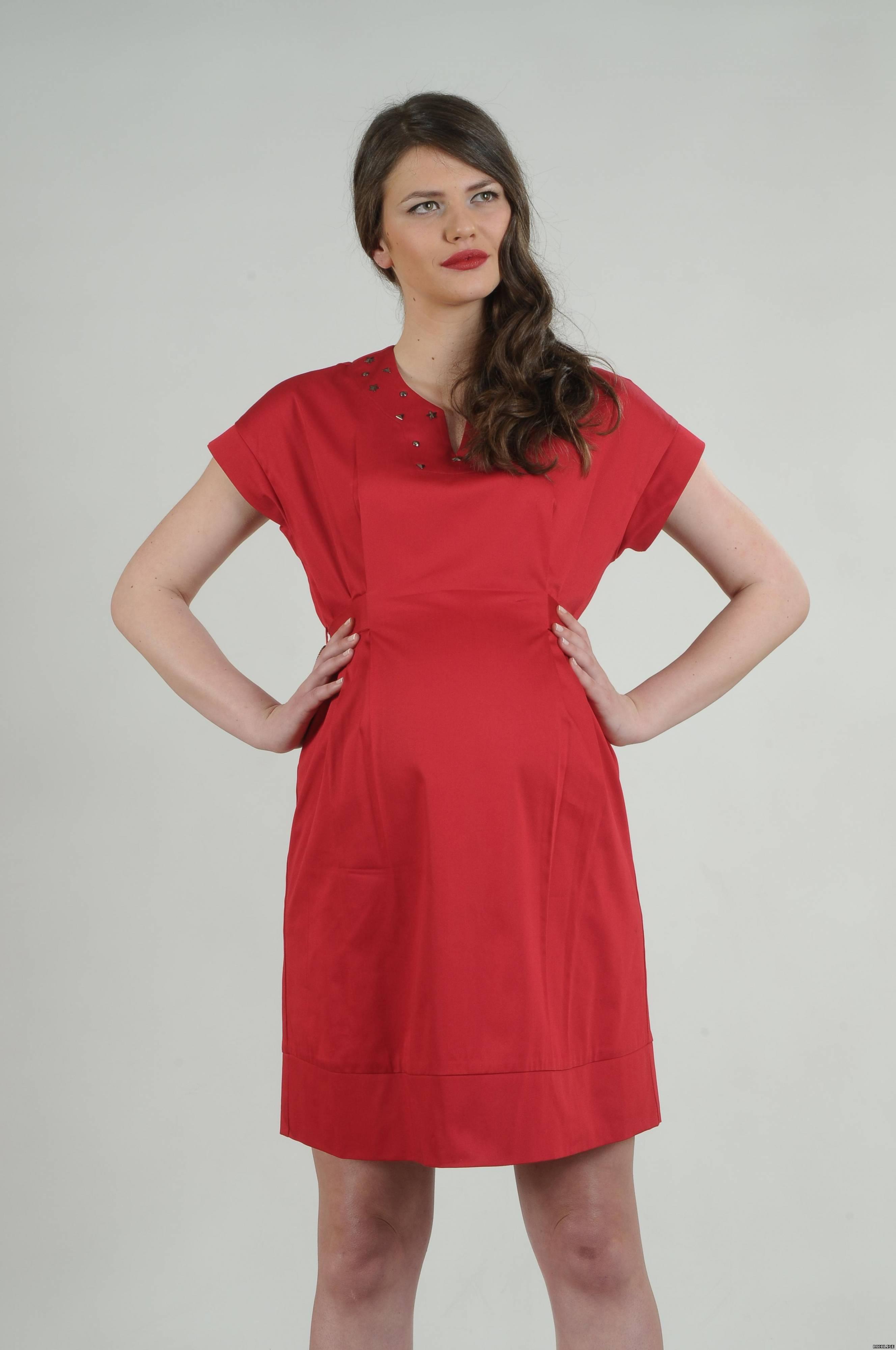 Модели платье для беременных фото