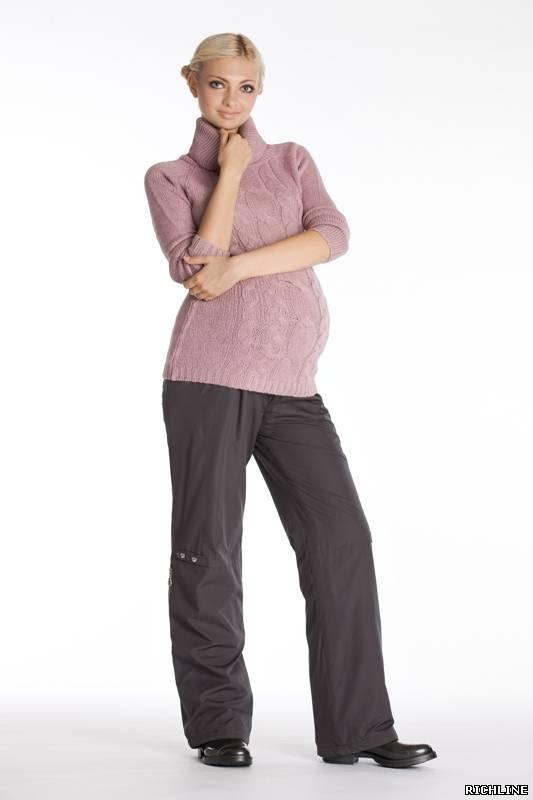 верхняя одежда для беременных осень зима